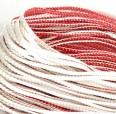 Материали-за-мартеници-еко-кожа-двустранна-оплетка-бяло-и-червено